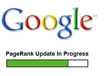google pagerank update juillet 2009