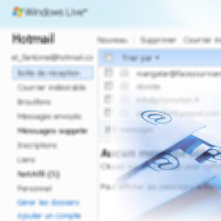 php script newsletter depuis fichier contact hotmali / live mail