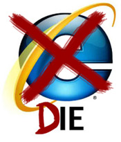 I Hate Internet Explorer