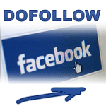 facebook dofollow